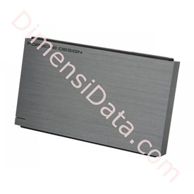 Jual Hard Drive LACIE Porsche Design USB 3.0 2TB [LAC9000459]